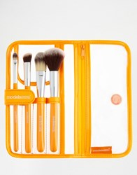 Models Own 4 Piece Face Brush Collection Face Collection Clear