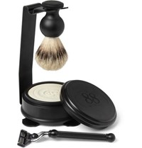 Czech And Speake No. 88 Shaving Set Soap Black