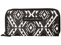Petunia Pickle Bottom Glazed Wanderlust Wallet Secrets Of Salvador Clutch Handbags Gray