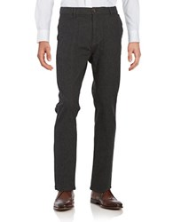 Selected Wulfi Tapered Dress Pants Dark Grey