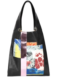 Hayward Grand Shopper Tote Black