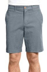Tommy Bahama Men's 'Offshore' Stretch Twill Shorts Maritime