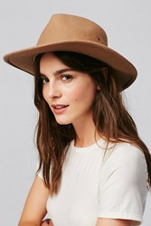 Free People Womens Sawyer Felt Cowboy Hat