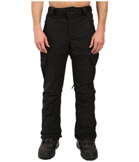 686 Authentic Smarty Cargo Pants Black Short Men's Casual Pants