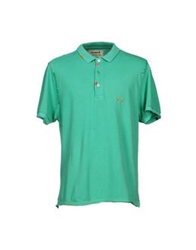 Project E Polo Shirts Azure