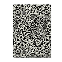 Missoni Home Fleury New Rug 601 Black And White