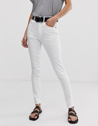 Cheap Monday High Skin Skinny Jeans White