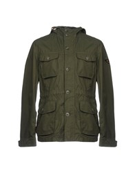 Henri Lloyd Jackets Military Green