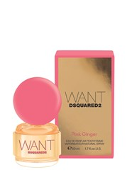 Dsquared Want Pink Ginger Eau De Parfum 50Ml