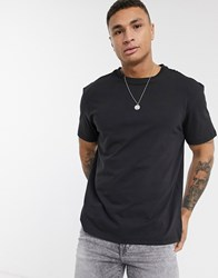 Another Influence Boxy T Shirt Black