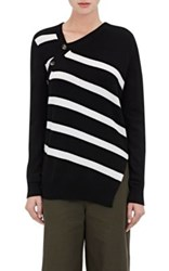 Proenza Schouler Women's Cashmere Blend Button Back Sweater No Color
