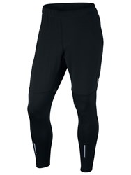 Nike City Running Tights Black Silver