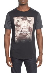 Men's Howe 'Guinness Time' Colorblock Graphic T Shirt