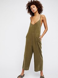Free People Wide Leg One Piece By