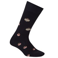 Paul Smith Multi Polka Dot Socks One Size Black