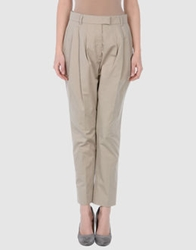 Red Valentino Redvalentino Casual Pants Beige