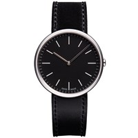 Uniform Wares M35 Wristwatch Black