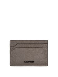 Lanvin Grained Leather Cardholder