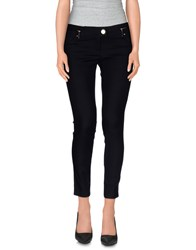 Elisabetta Franchi 24 Ore Trousers 3 4 Length Trousers Women Black