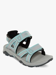 The North Face Hedgehog Ii 'S Sandals High Rise Grey Canal Blue