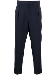 Barena Concealed Front Trousers 60