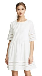Knot Sisters Phillips Dress White