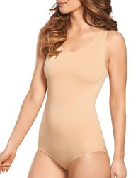 Jockey Slimmers Seamfree Shaping Bodysuit Light