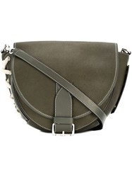 J.W.Anderson Jw Anderson Saddle Bag Green