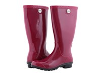 Ugg Shaye Lonely Hearts Women's Rain Boots Brown