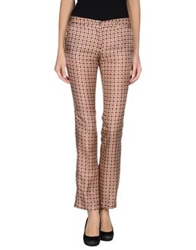 Alice San Diego Casual Pants Brick Red