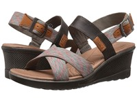 Keen Skyline Wedge Brindle Women's Wedge Shoes Brown