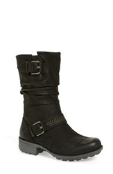 Women's Cobb Hill 'Brooke' Boot Black Leather