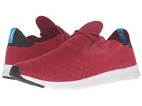 Native Apollo Moc Rover Red Jiffy Black Shell White Jiffy Rubber Shoes