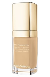 Dolce And Gabbana Beauty Perfect Luminous Liquid Foundation Bisque 75