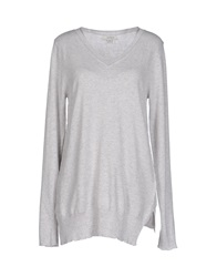 Crossley Sweaters Light Grey
