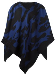 Hydrogen Cape Scarf Black