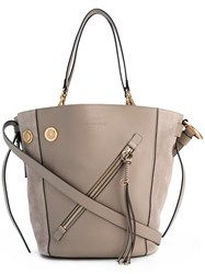 Chloe Myer Tote Nude Neutrals