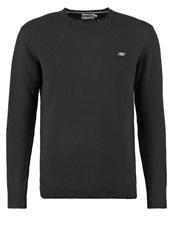 New Man Elby Jumper Noir Black