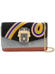Paula Cademartori Lou Lou Crazy Stripes Multicolour