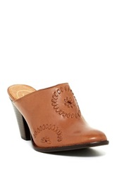 Jack Rogers Marley High Heel Mule Brown