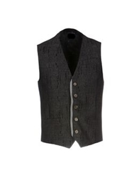 Tommy Hilfiger Vests Steel Grey