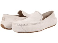Ugg Hunley White Wall Suede Men's Slip On Shoes Pink