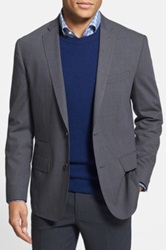 Wallin And Bros Trim Fit Check Sport Coat