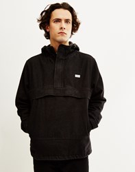 The Hundreds Cruiser Anorak Jacket Black