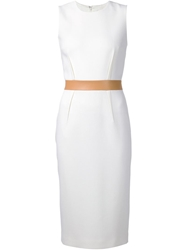 Michael Kors Banded Waist Dress