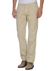 Sun 68 Casual Pants Beige