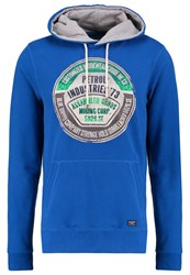 Petrol Industries Hoodie Deep Sea Royal Blue