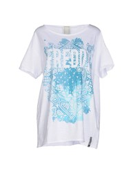 Freddy Topwear T Shirts Women White