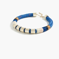 J.Crew Pre Order Sailor Rope Collar Necklace Seashore