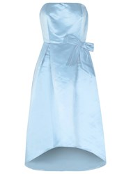 True Decadence Bandeau Prom Dress Light Blue